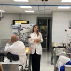 Presentación de Microscopio Zeiss, mayo 2019. Guatemala