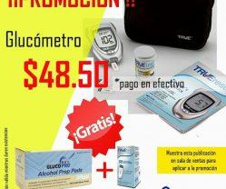 ¡Kit de Glúcometro!