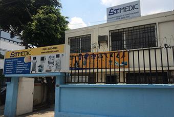 Sucursal en Guatemala