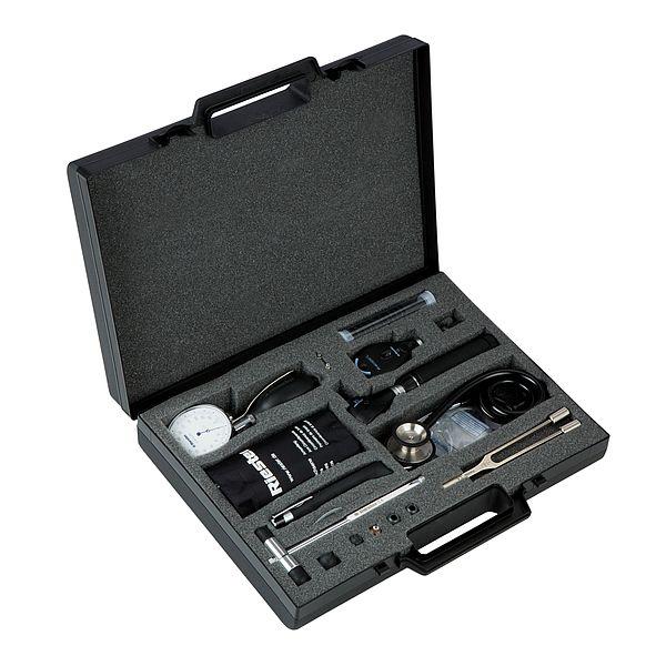 Conjunto de instrumentos Médicos.