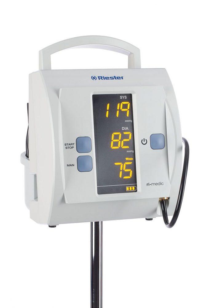 Monitor de presión arterial automatizado.