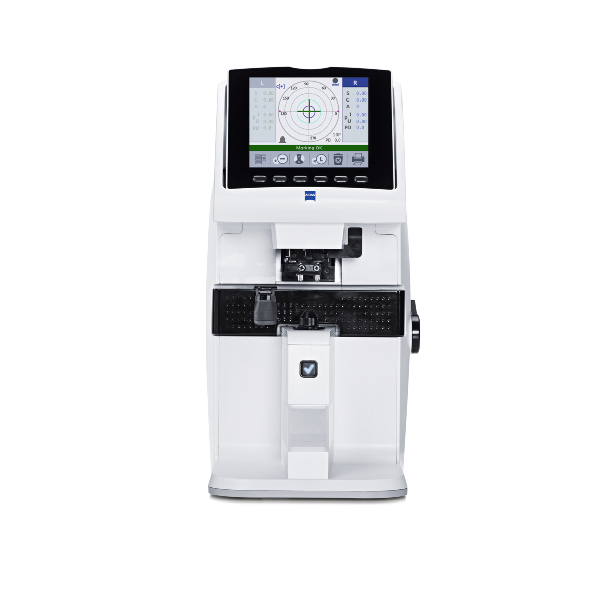 Lensometro digital