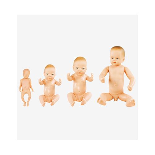 Serie muñecas recién nacidas.