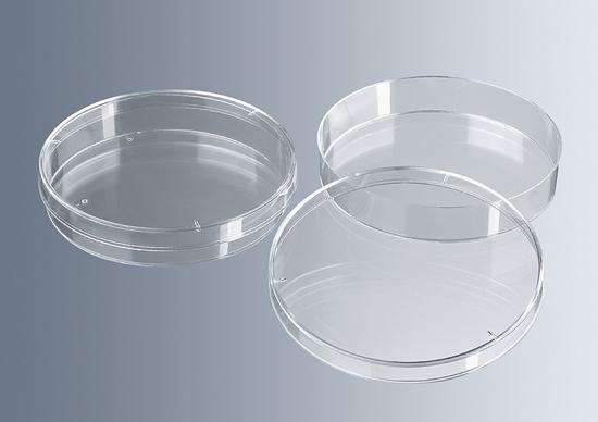 Cajas de Petri de plástico