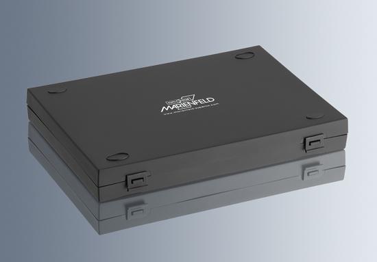 Cajas de depósito para láminas portaobjetos 76×26 mm