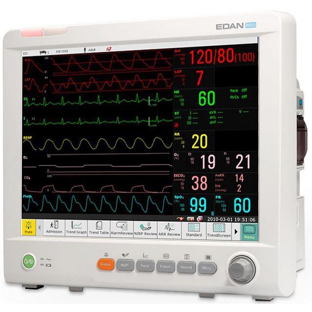 Monitor de pacientes