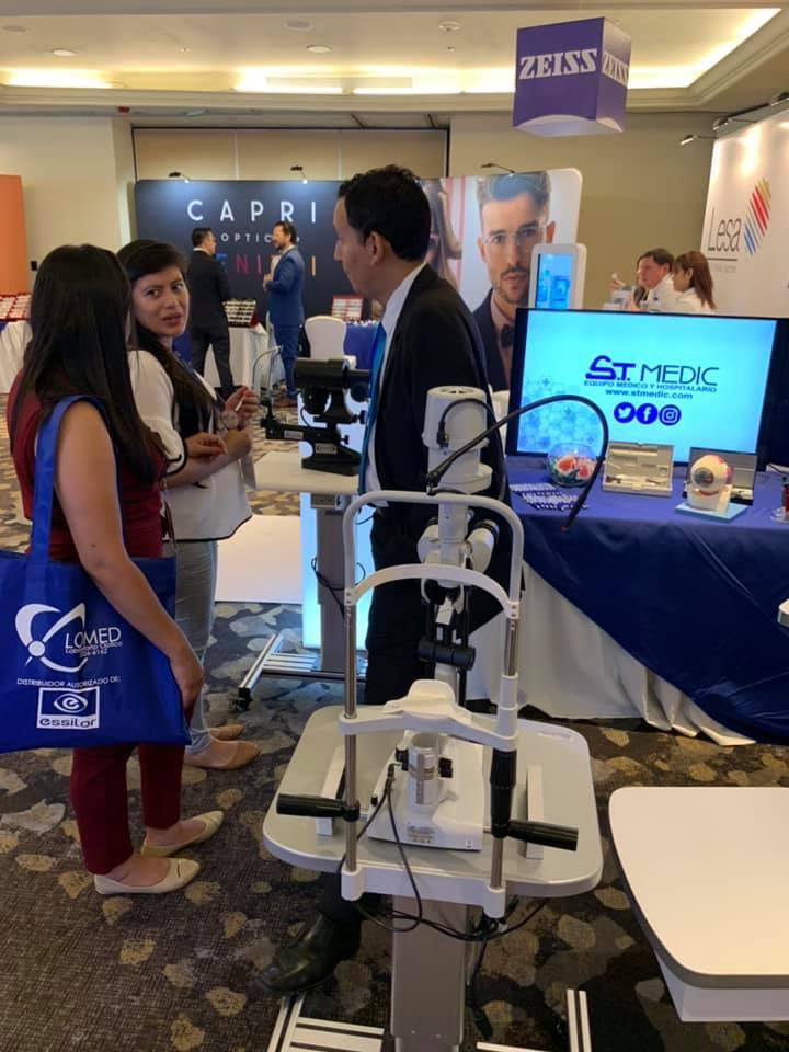 Congreso internacional de Optometría ASOOAV 2019.