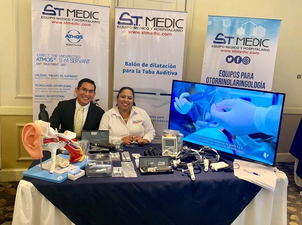 VII Congreso de Otorrinolaringología y I Simposio de Otorrinolaringología Pediátrica. Julio 2019