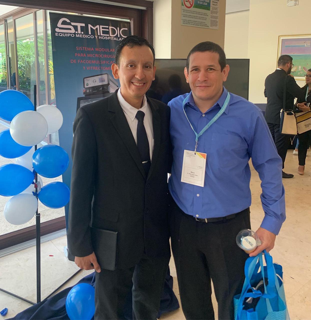 VIII Congreso Centroamericano de Retina y Vitreo