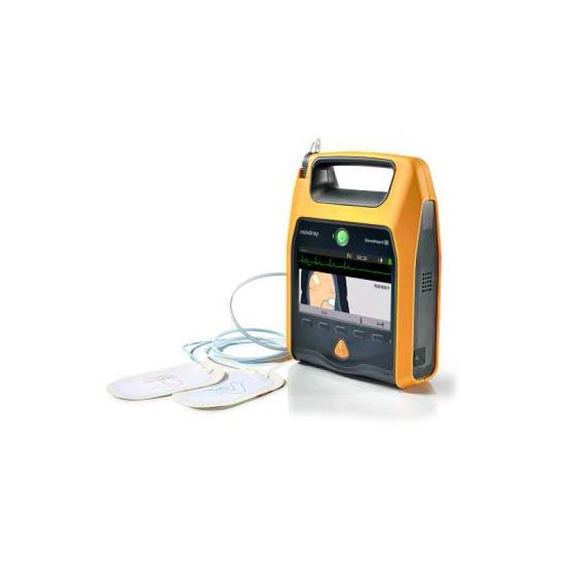 Desfibrilador y monitor de paciente