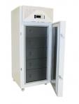 Congelador vertical de temperatura ultrabaja con doble seguridad.