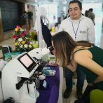 Semana de ingeniería en la universidad de UNITEC en el Campus de San Pedro Sula, Hn.