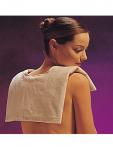 Tipo de hombro almohadilla de calentamiento húmedo.