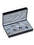 Conjuntos de laringoscopios de fibra óptica (F.O.)